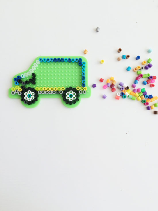 Crafting With Kids A Virtual Road Trip + Day at the Fair with DIY Race Cars and Go Karts