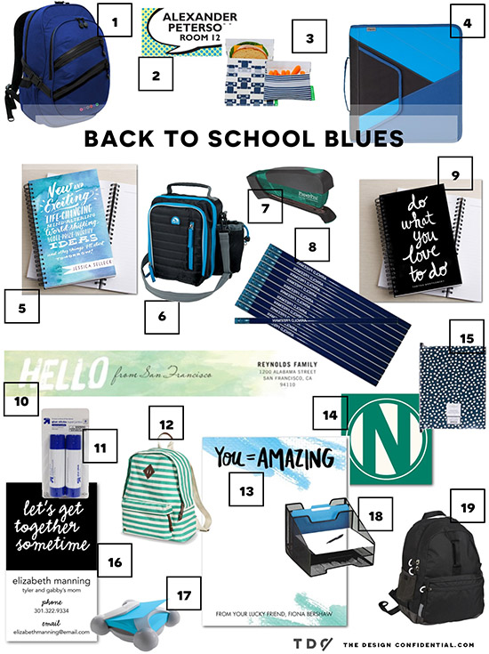 New Beginnings // Back to School Blues