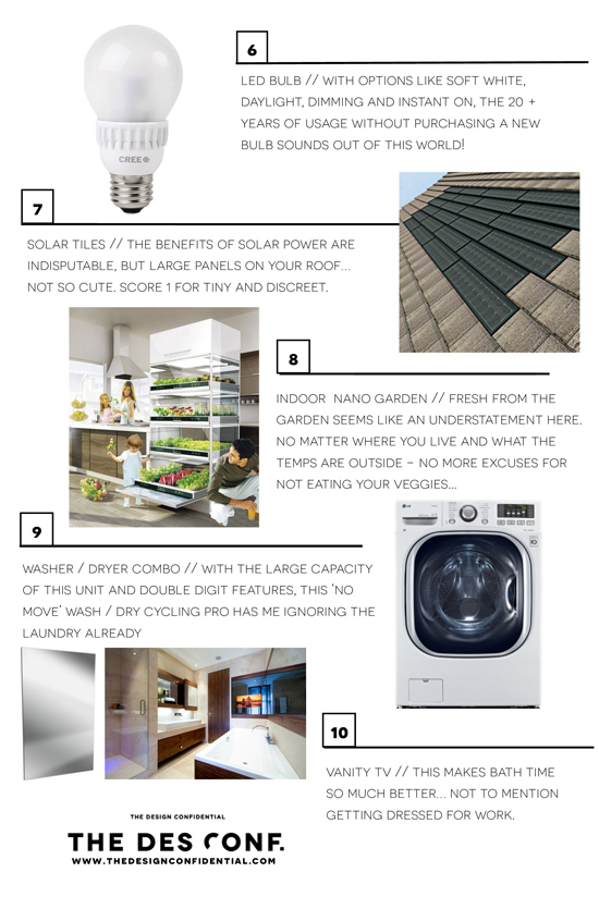 Dream Home // 10 Must Have Home Tech Items+ Creature Comforts 6 - 10