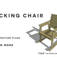 Building A Rocking Chair Office Chairs San Diego Free Diy Furniture Plans How To Build The