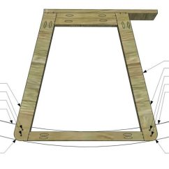 Building A Rocking Chair Ultimate Beach Free Diy Furniture Plans How To Build The Design Confidential