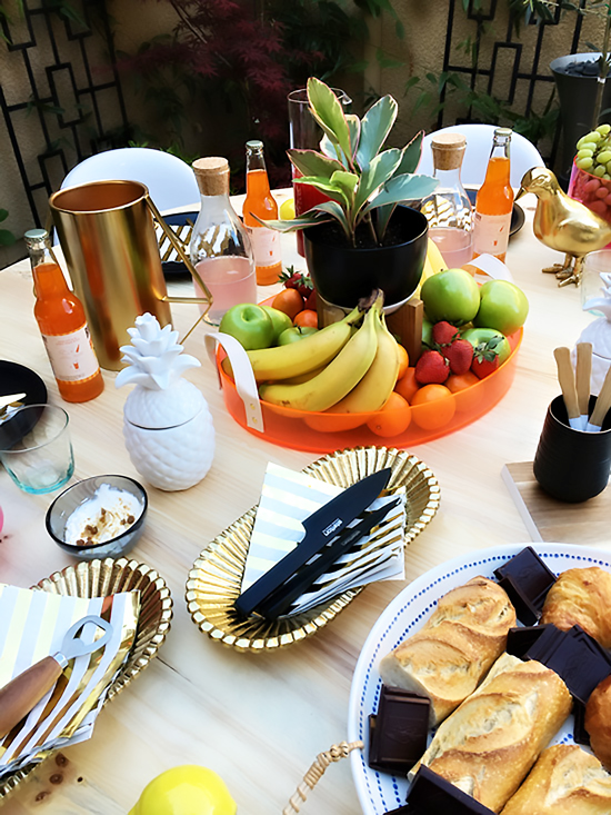 The Design Confidential Spring Entertaining with a Global Beat / Target x TDC