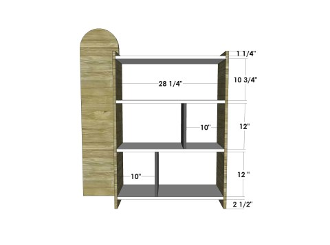 You Can Build This! The Design Confidential DIY Furniture Plan to Build a Barn Silo Bookshelf