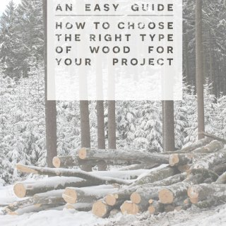 The Design Confidential Guide to Choosing the Right Wood for Your Project via @thedesconf