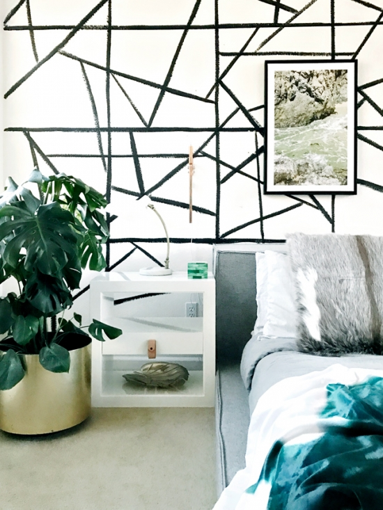 The Design Confidential x Michaels Makers Spring Master Bedroom Update
