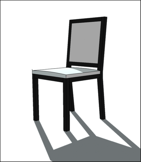 Free Furniture Plans To Build A No Sew Upholstered Louis