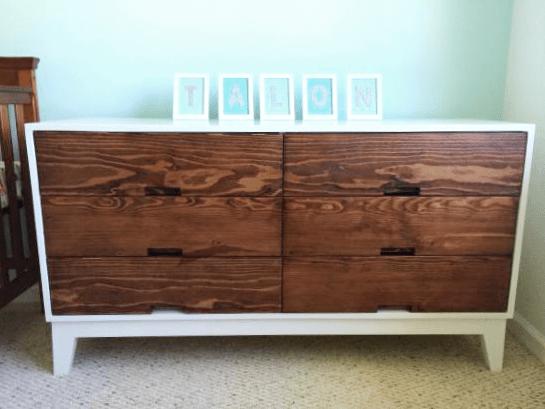 Reader Showcase: Mrtravists 6 Drawer Dresser