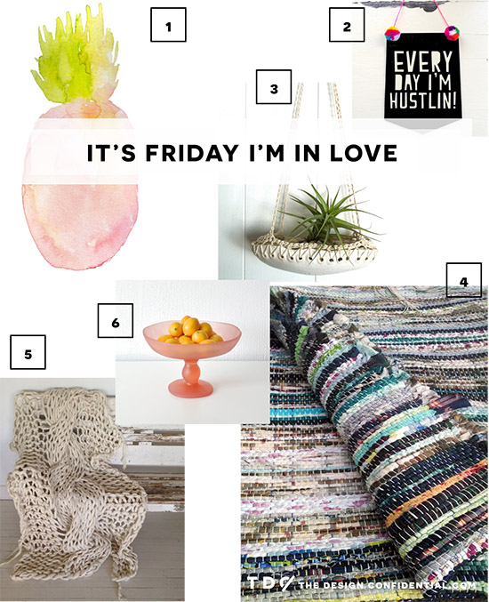 Friday Finds and Home Decor Items