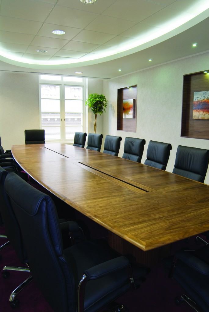 Executive Boardroom Tables  The Designer Office