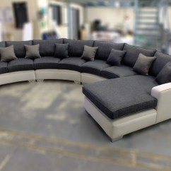 Unusual Shaped Sofas Uk Dwr Sofa Review Extra Large Curved Bespoke Furniture