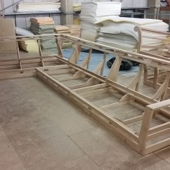 Sofa Frame Cheap Reclining And Loveseat Sets Construction The Designer Of Long Eaton Process