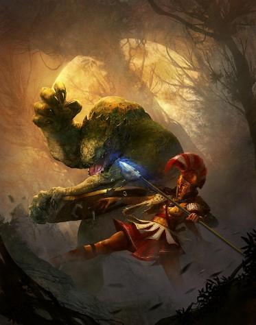 Runequest 6 cover