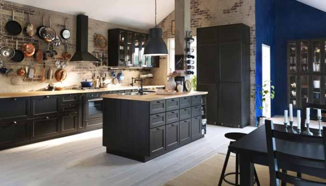 kitchen ikea outdoor cabinets kits new metod from the design sheppard black by