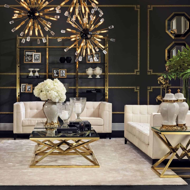 Trend Art Deco Interiors The Design Sheppard