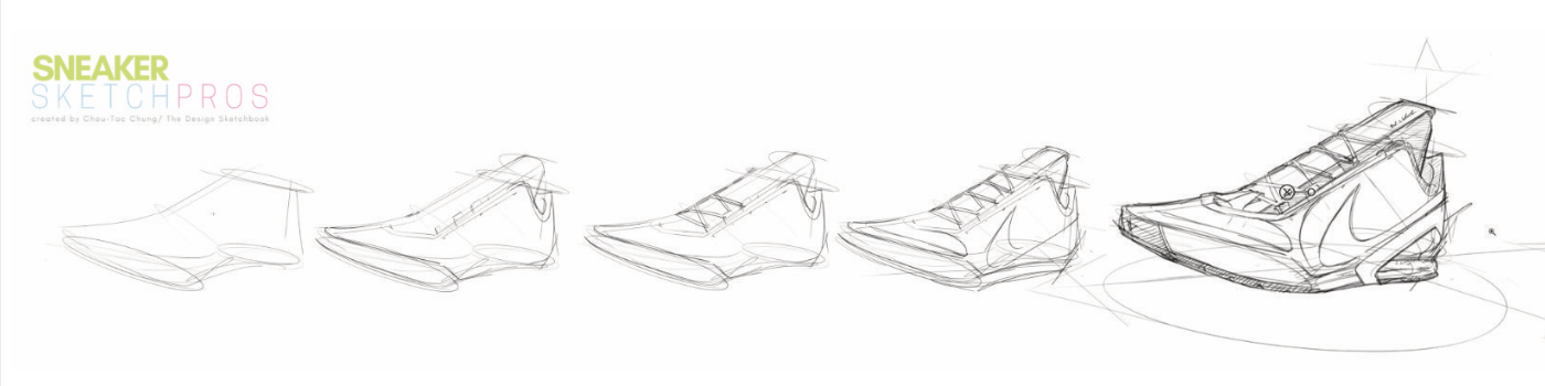 HOW TO DRAW SHOES EASY? (START WITH A