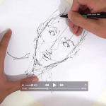 Start a sketch with general shapes, then refine |TIP58