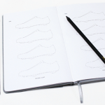 Palette. A Sketchbook for shoe designer |TIP118