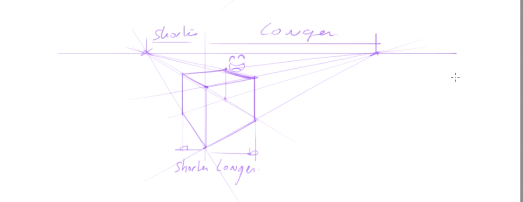 How to draw basic 3d volumes - cone - cube - cylinder - the design sketchbook - o