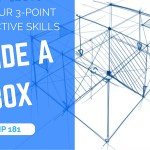 Rise your perspective skills – by dividing a box
