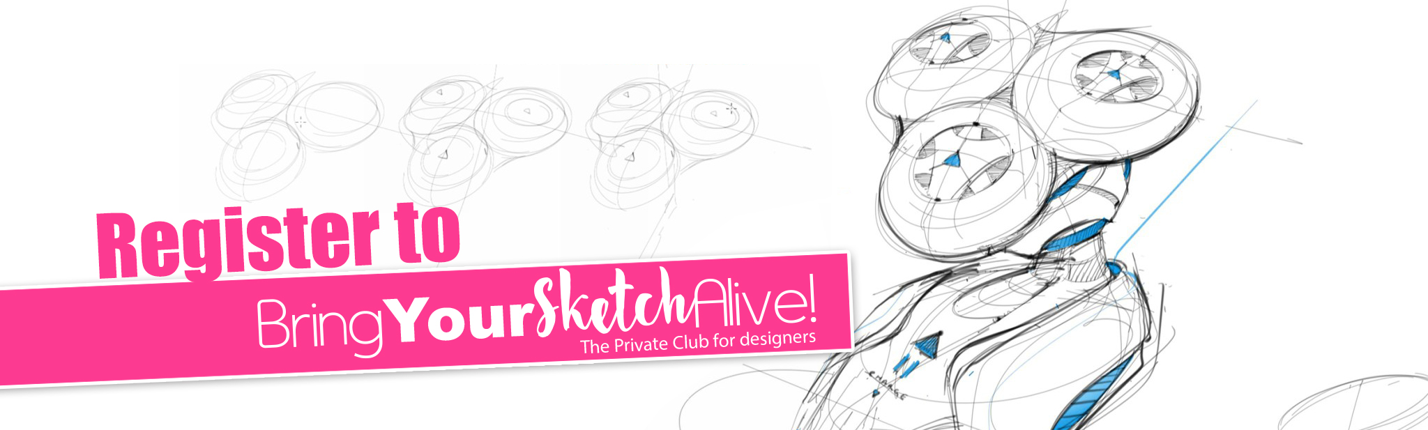 """""""Bring your sketch Alive!!"""" launch + 36 answers to your questions !"""