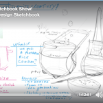 3 techniques to give visual impact to your sketches | The Design Sketchbook Show! #1