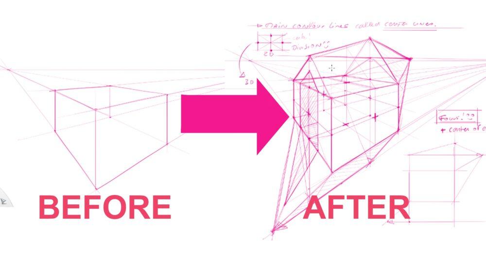 thum-3dvision level up design sketching