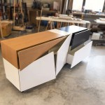 A great lesson of design learned from Guillaume Bouvet, a custom made furniture designer