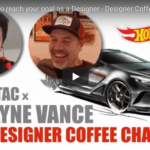Interview with a Toy Designer | Dwayne Vance (Hot Wheels) | Designer Coffee Chat #2