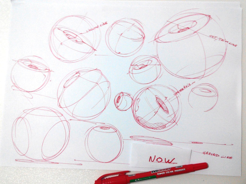 how to draw perfect circle the design sketchbook now