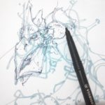 How to make a creature using a light marker |TIP38