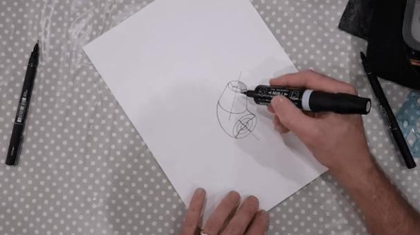 microdot tool for designers sketching e