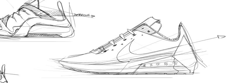 36 Sneaker Sketching TIPS | 7m. Drawing