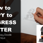 How to progress faster using the Copy-Doodle technique! / TIP 257