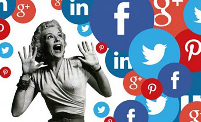 social media invasion