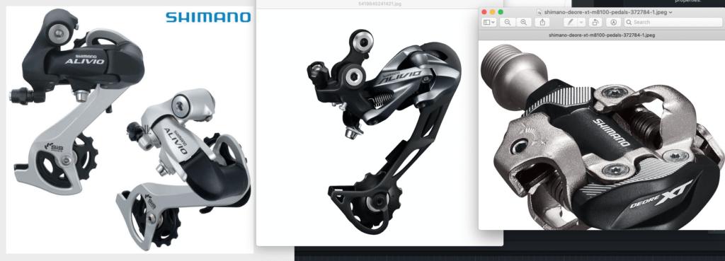 Shimano bikes tech