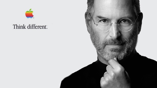 Think different - Steve jobs
