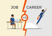Job or passion career