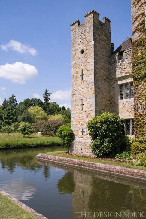 Hever Castle | THE DESIGN SOUK | www.thedesignsouk.com