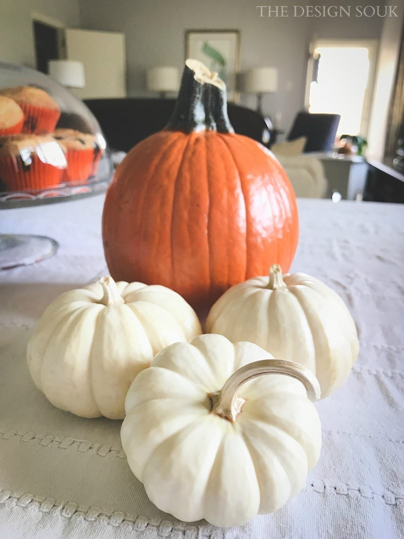 Preserving Your Pumpkins for Fall | THE DESIGN SOUK | www.thedesignsouk.com