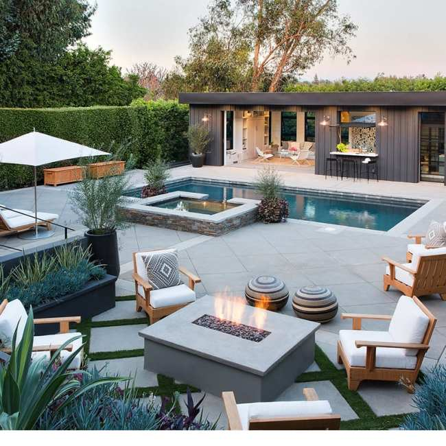 Studio Life/Style | Project Brentwood Pool House