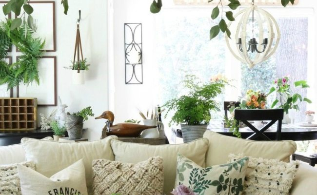 Our 8 Best Spring Decor Ideas Home Tour The Design Twins