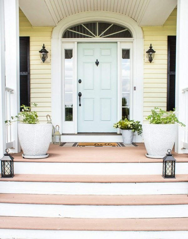 summertime decorating inspiration ideas