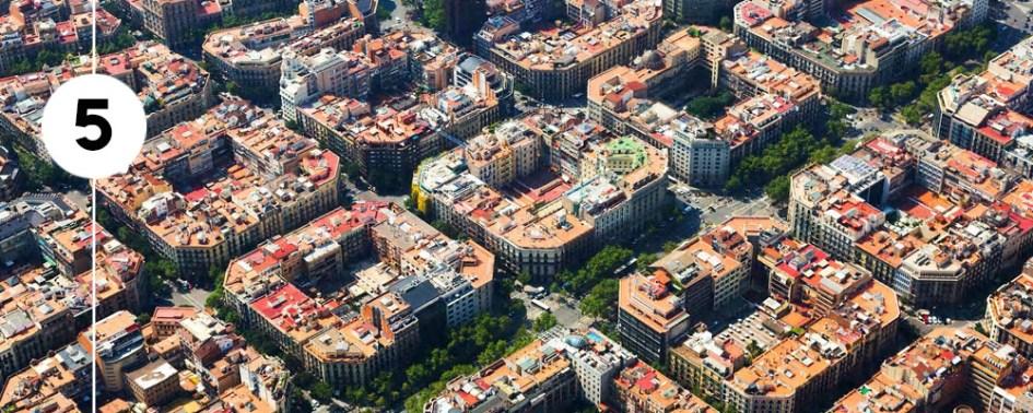 barcelona superblocks