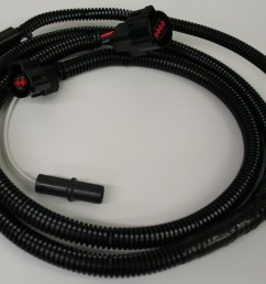 1991 ford ranger wiring harnes [ 2740 x 2001 Pixel ]