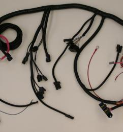 mump 0401 55 mustangs plus wiring harness alternator harness photo ford alternator wiring harness wiring library [ 2884 x 1920 Pixel ]