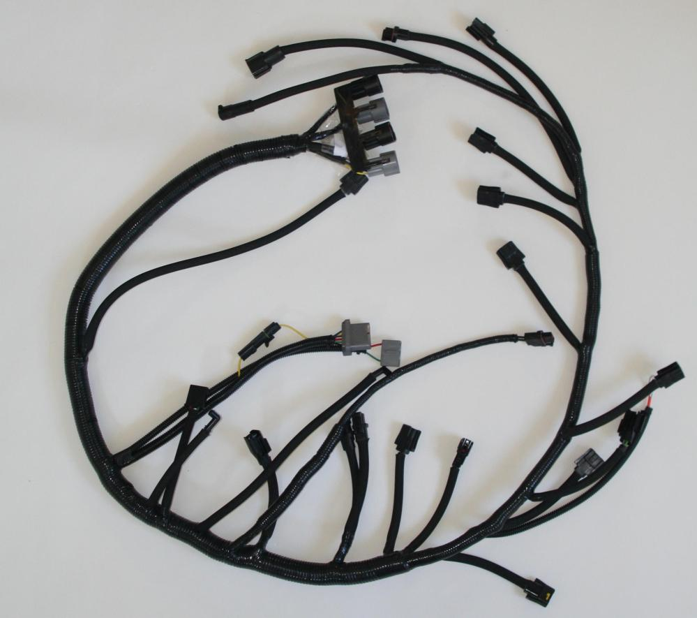 medium resolution of 1988 ford bronco dash wire harness