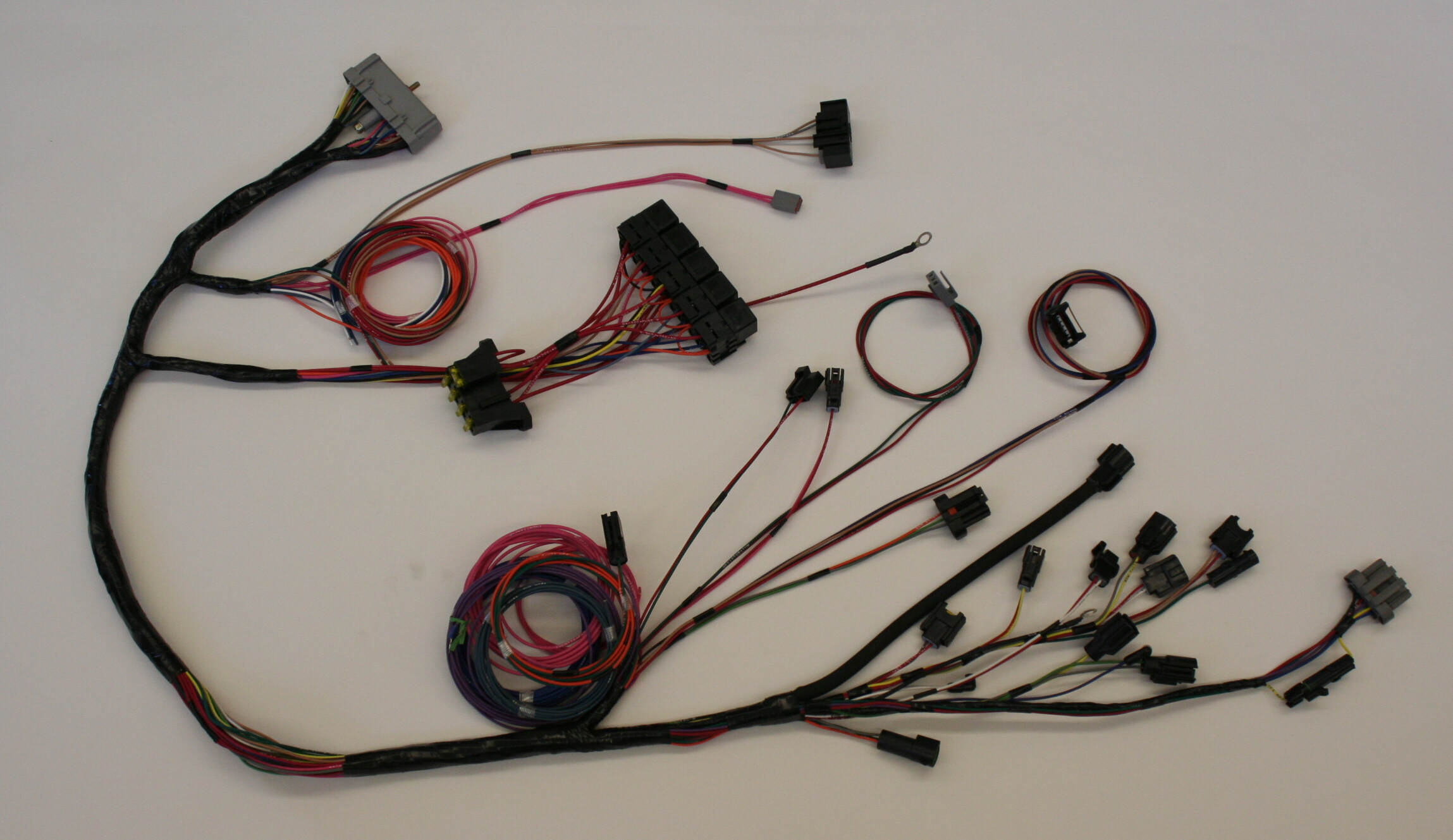 Swap Wiring Harness Diagram On 5 0 Fuel Injection Wiring Harness
