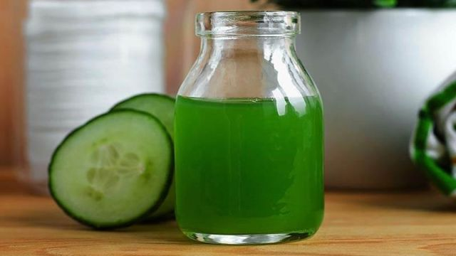How To Make Cucumber Juice For Skin