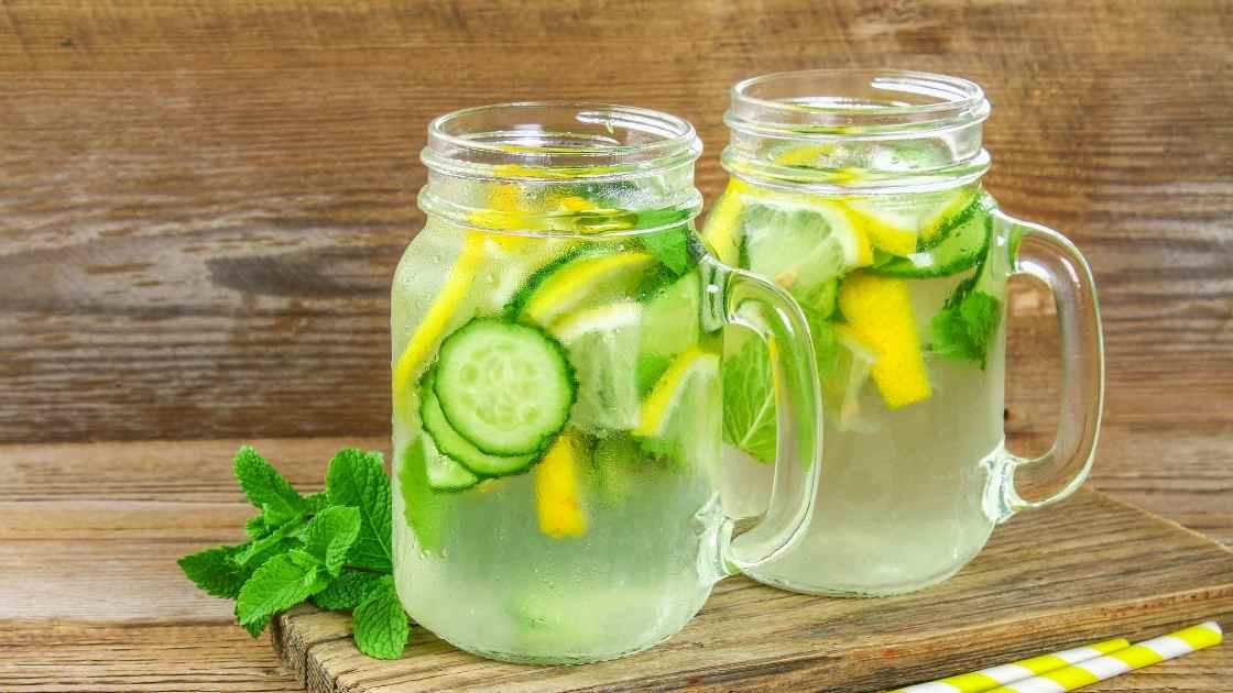 how to make cucumber water for weight loss