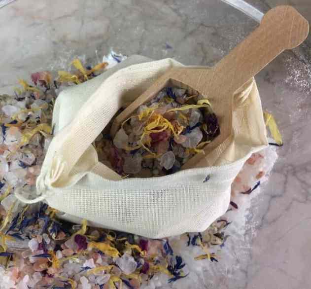 bath tea recipe